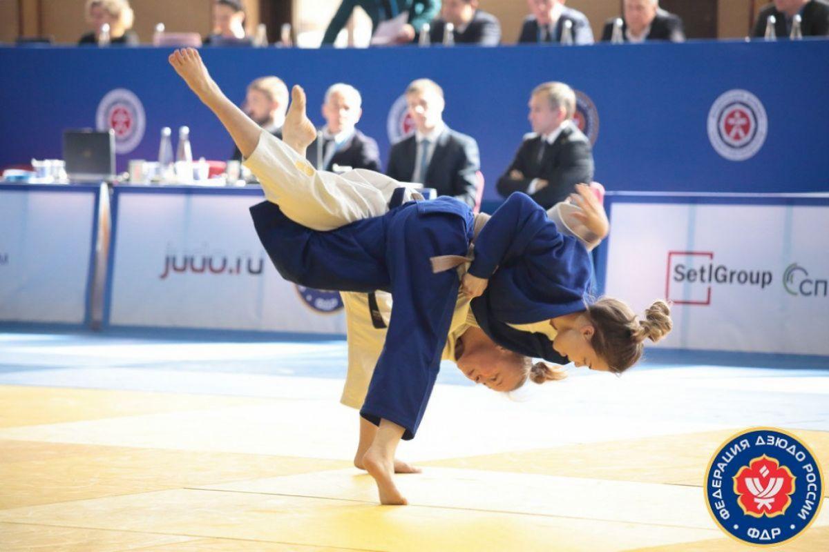 Дарья Храмойкина выиграла первенство России среди спортсменок до 23 лет