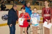 Алтайские фигуристы впервые в современной истории провели открытый чемпионат края.