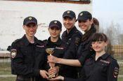 Команда БЮИ МВД России заняла первое место на чемпионате края по стрельбе из боевого оружия.