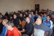 В Алтайском училище олимпийского резерва 27-29 апреля состоялся семинар тренеров-преподавателей и спортивных судей по биатлону и лыжным гонкам.