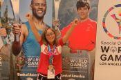 Министр спорта РФ Виталий Мутко поблагодарил губернатора края Александра Карлина с успешным выступлением алтайских спортсменов на Всемирных летних играх Специальной олимпиады.