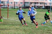 """Бийский """"Прайд"""" занял третье место на турнире по регби-7 в Новосибирске."""