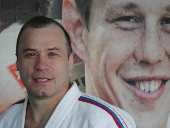 Заслуженному тренеру России по дзюдо Игорю Вотякову – 50 лет.