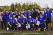 На бийском стадионе «Прогресс» состоялся заключительный матч Федеральной лиги в дивизионе «Сибирь».