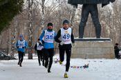 5 декабря в парке Целинников прошел зимний легкоатлетический пробег - полумарафон «Памяти Артура Лидьярда».