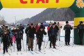 На «Трассе здоровья» в селе Алтайском прошёл спортивный праздник