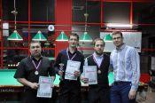 В Барнауле прошёл первый тур чемпионата края по «Комбинированной пирамиде» среди мужчин.
