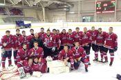 Команда Алтайского края - победитель окружного этапа III зимней спартакиады молодёжи России по хоккею.