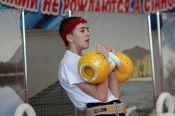 Первенство России - 2016 по гиревому спорту в Барнауле