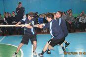 В школе-интернате № 6 города Барнаула прошёл конкурс «А ну-ка, парни!».