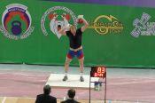 Виталий Лапов из Залесовского района выполнил норматив мастера спорта на первенстве России среди юниоров.