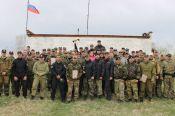 В Барнауле состоялся открытый межведомственный лично-командный чемпионат края по стрельбе из боевого ручного стрелкового оружия (фото).
