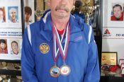 Бийчанин Валерий Шишкин - победитель Кубка России и серебряный призёр чемпионата страны.