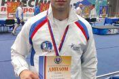 Константин Баев - серебряный призёр чемпионата России.