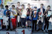 Алтайские спортсмены - победители и призёры первенства России.