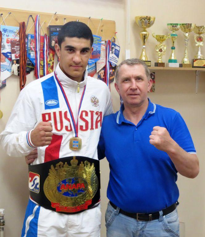 Завтра, 13 июля, в управлении спорта и молодёжной политики состоится пресс-конференция с членом сборной России по боксу Владимиром Узуняном.