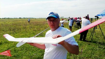 Алтайские авиамоделисты приняли участие в этапах Кубка мира.