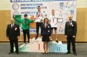 Максим Винтерголлер, Алексей Тепляков и Мария Яковлева – победители юношеского первенства Европы.