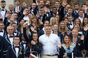 Исинбаева плакала, провожая олимпийцев