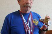 Валерий Шишкин выиграл звание чемпиона мира по стендовым моделям.