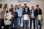 Победителем студенческого первенства края по шахматам стала команда АлтГТУ.