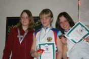 Барнаульская спортсменка Дарья Рогова – победитель первенства Европы по ориентированию на лыжах (фото).