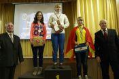 Дарья Рогова – двукратный победитель первенства России по спортивному ориентированию на лыжах в Кургане (фото).