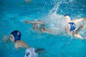 В бассейне велнесс-клуба «Магис-Спорт» прошло первенство Сибири по водному поло среди детско-юношеских команд (фото).