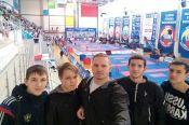 Татьяна Опарина – победитель, Руслан Арабский – бронзовый призёр первенства России по каратэ WKF.