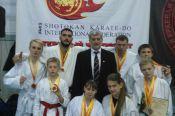 Алтайские спортсмены - победители и призёры первенства и чемпионата России по каратэ (SKIF).
