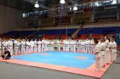 Алтайские спортсмены завоевали 15 медалей на чемпионате и первенстве Сибири по киокусинкай каратэ.