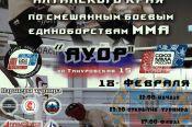 Впервые в Барнауле пройдут чемпионат и первенство Алтайского края по ММА.