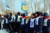 В Барнауле состоялись гонки мотолыжных экипажей «Кольцо мужества» (фото).