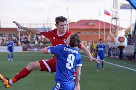 Сергей Нестеренко вернулся в барнаульское «Динамо».