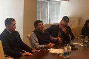 Представители краевой федерации по борьбе корэш посетили всероссийский судейский семинар.