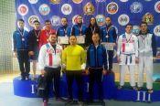 Спортсмены Алтайского края стали победителями и призёрами второго этапа VIII летней Спартакиады учащихся России и первенства СФО по каратэ WKF.