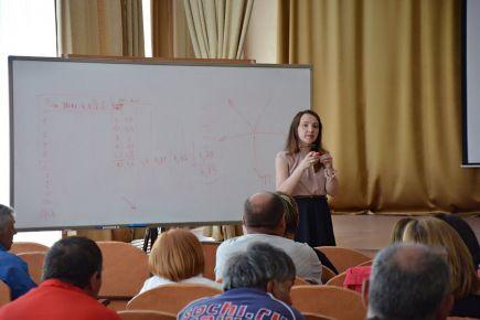 В училище олимпийского резерва прошёл семинар-совещание «Концепция развития биатлона, лыжных гонок и судей в Алтайском крае».