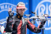 Сергей Каменский завоевал золото в Австрии на международных соревнованиях Meyton Cup