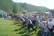 На горе Кисличной в Чарышском районе состоялся трейлраннинг «Кубок Сергея Половинкина».
