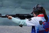Младший лейтенант алтайской полиции Татьяна Исупова – чемпионка мира по стрельбе из карабина.