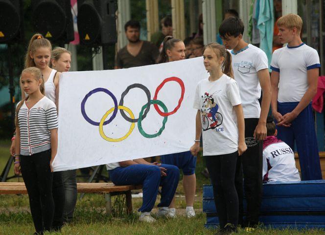 В Алтайском крае 24 июня пройдёт Всероссийский Олимпийский день.