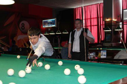 В Барнауле завершился открытый Кубок Сибири и Урала по «Свободной пирамиде» среди спортсменов-инвалидов по слуху.