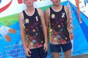 Воспитанники СДЮШОР «Заря Алтая» приняли участие в финале VIII летней Спартакиады учащихся России по пляжному волейболу.