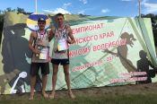 В Смоленском районе прошел чемпионат Алтайского края.