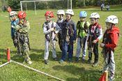 Более 200 участников собрал VI краевой фестиваль детского спорта.
