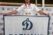Представитель ГУ МВД России по Алтайскому краю Александр Суховерхов выиграл три медали на XVII Всемирных играх полицейских и пожарных.