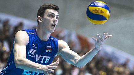 Воспитанник алтайского волейбола Ильяс Куркаев – чемпион Европы