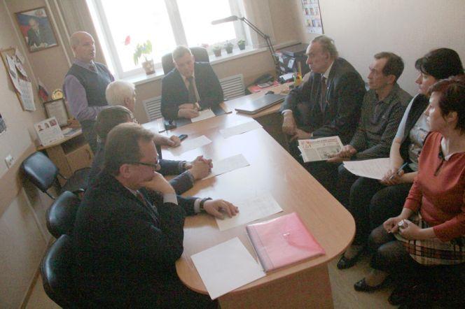 28 апреля состоялось заседание общественного совета при управлении Алтайского края по физической культуре и спорту.