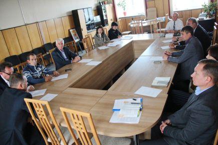 26 сентября состоялось заседание Общественного совета при управлении спорта и молодёжной политики Алтайского края.