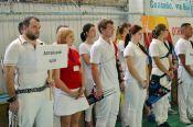 В Барнауле впервые провели в помещении официальные соревнования по стрельбе из лука.